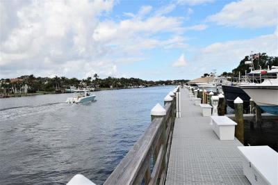Juno Beach Condo For Sale: 611 Bay Colony Drive S