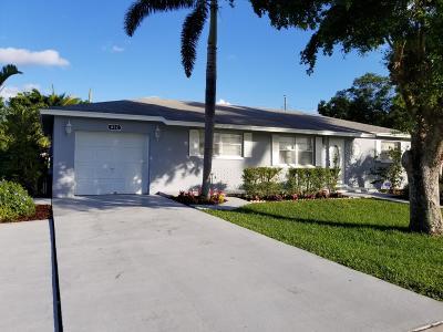 Palm Springs Single Family Home For Sale: 432 San Fernando Drive