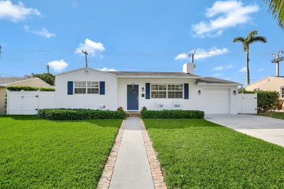 West Palm Beach Single Family Home For Sale: 306 Lytle Street