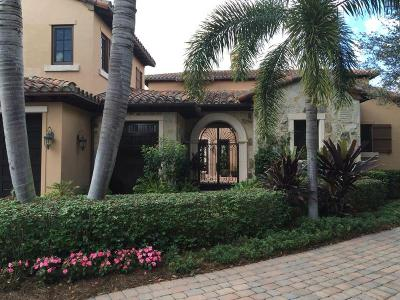 Jupiter Single Family Home For Sale: 433 Via Del Orso Drive