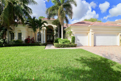 Jupiter Single Family Home For Sale: 141 Mystic Lane