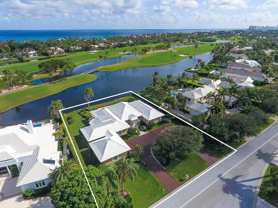 North Palm Beach Single Family Home Contingent: 11788 Lake House Court