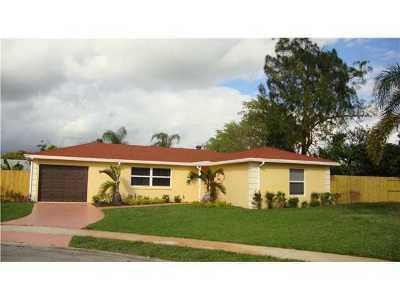 Lake Worth Single Family Home For Sale: 4066 Aster Court