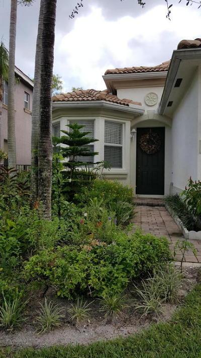 Riviera Beach Single Family Home For Sale: 1070 Center Stone Lane