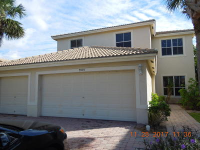 West Palm Beach FL Single Family Home For Sale: $331,500