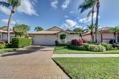 Delray Beach Single Family Home For Sale: 15974 Lomond Hills Trail