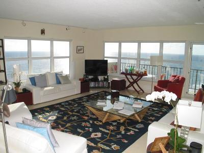 Fort Lauderdale Condo For Sale: 3550 Galt Ocean Drive #1601