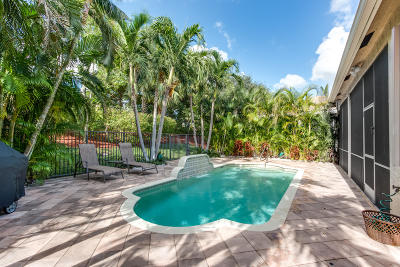 Boynton Beach Single Family Home For Sale: 10927 Rock Springs Terrace