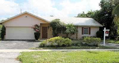 Boca Raton Single Family Home For Sale: 104 Orchard Ridge Lane
