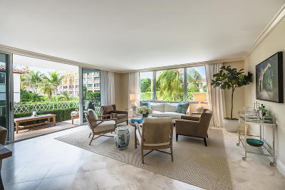 Palm Beach Rental Leased: 434 Chilean Avenue #2a