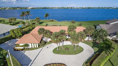 West Palm Beach Single Family Home For Sale: 6 Carnoustie Circle