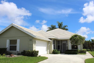 Palm City Single Family Home For Sale: 2646 SW Prospect Place