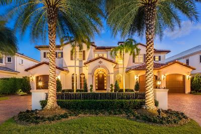 Boca Raton Single Family Home Sold: 230 S Maya Palm Drive