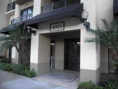 Palm Beach Gardens Condo For Sale: 4903 Midtown Lane #3104