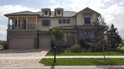 Boynton Beach Single Family Home For Sale: 8172 Grand Prix Lane
