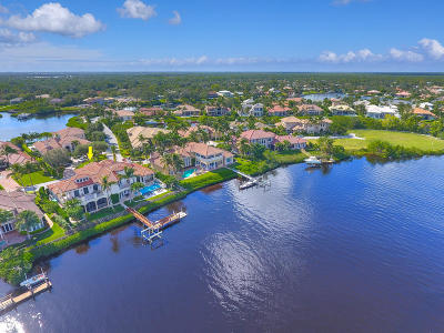 Jupiter Single Family Home For Sale: 19061 SE Reach Island Lane