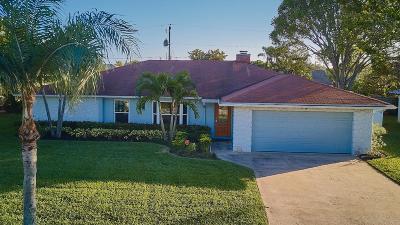 Tequesta Single Family Home For Sale: 76 Wingo Street
