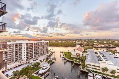 Highland Beach Condo Sold: 4748 S Ocean Boulevard #1402