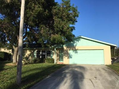 Palm Beach Gardens Single Family Home Contingent: 9709 Bluebell Street