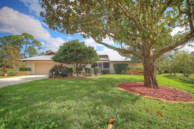 Port Saint Lucie Single Family Home Contingent: 1014 SE Kitching Cove Lane