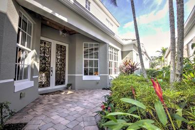 Jupiter Single Family Home For Sale: 17106 Bay Street