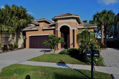 Lake Worth Single Family Home For Sale: 6928 Sea Daisy Drive