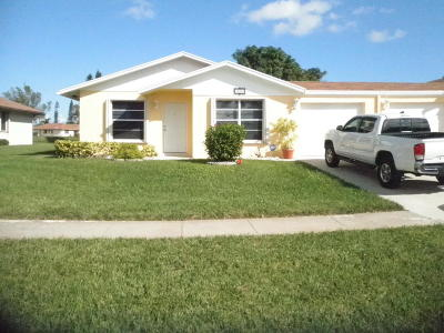 West Palm Beach Single Family Home For Sale: 1640 Granfern Avenue