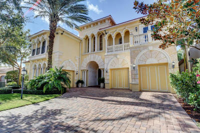 Boca Raton Single Family Home For Sale: 17387 Balaria Street