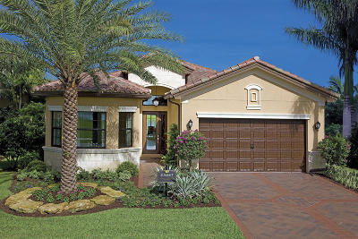 Delray Beach Single Family Home For Sale: 16328 Cabernet Drive