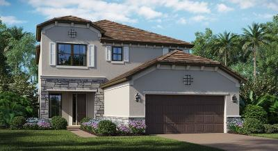 Lake Worth Single Family Home For Sale: 5596 Sandbirch Way