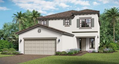 West Palm Beach Single Family Home For Sale: 4338 Buena Tara Drive