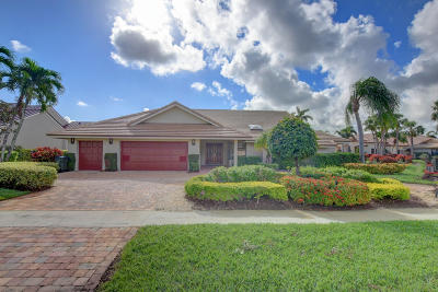 Delaire Country Club Single Family Home For Sale: 3714 Red Maple Circle