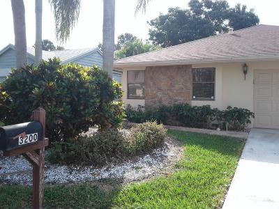 Delray Beach Single Family Home For Sale: 3200 NW 6th Street
