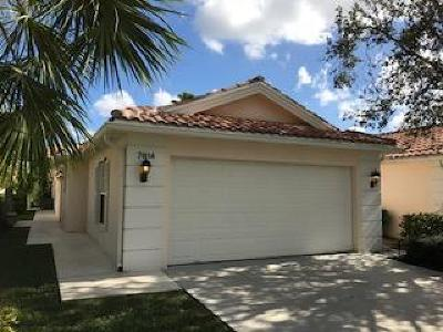 West Palm Beach Single Family Home For Sale: 7814 Fork Drive