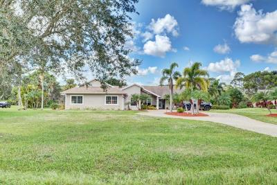 Palm City Single Family Home For Sale: 2212 SW Racquet Club Drive