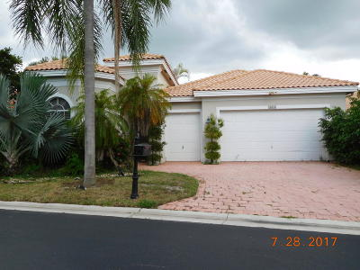 Boca Raton Single Family Home For Sale: 7466 Campo Florido