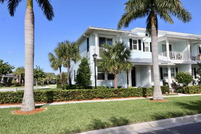 Jupiter Townhouse For Sale: 1335 Community Drive