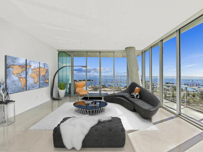 Miami Condo For Sale: 2675 S Bayshore Drive #1102s