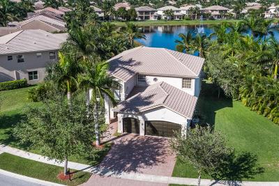Boynton Beach Single Family Home For Sale: 10970 Sunset Ridge Circle