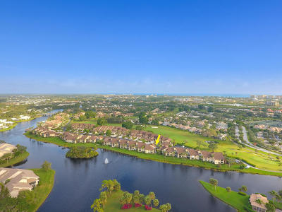 Jupiter Condo For Sale: 16913 Waterbend Drive #266