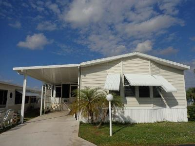 Boynton Beach FL Mobile Home For Sale: $129,900