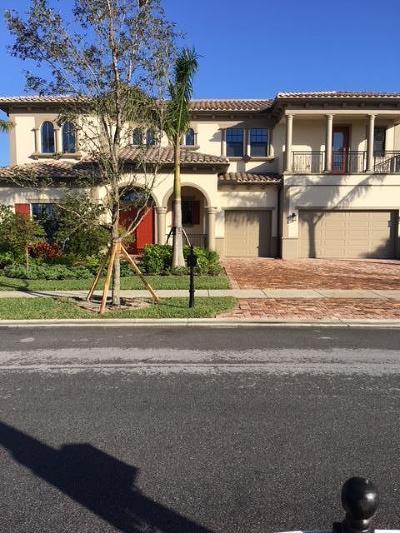 Boynton Beach Single Family Home For Sale: 8171 Grand Prix Lane