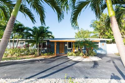 Deerfield Beach Single Family Home For Sale: 615 SE 12th Avenue