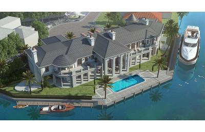 Boca Raton FL Single Family Home For Sale: $18,950,000