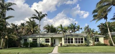 West Palm Beach Single Family Home For Sale: 225 Russlyn Drive