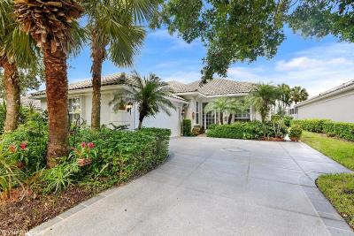 Hobe Sound Single Family Home For Sale: 8073 SE Double Tree Drive