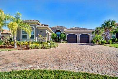 West Palm Beach Single Family Home For Sale: 7810 Arbor Crest Way