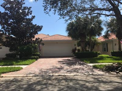 Palm Beach Gardens Single Family Home For Sale: 651 Hudson Bay Drive