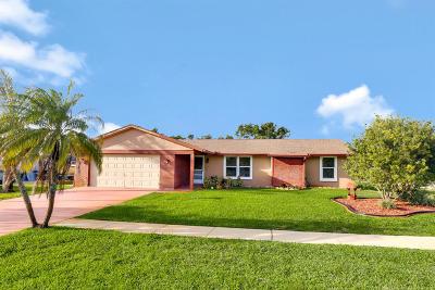 Boynton Beach Single Family Home For Sale: 5251 Steven Road