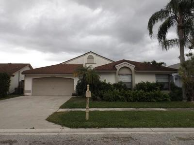 Boca Raton Single Family Home Contingent: 21040 Woodspring Avenue